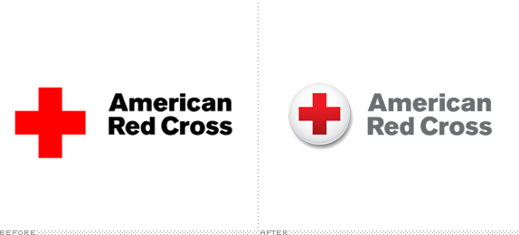 ARC Logo, Before and After - American Red Cross Logo PNG