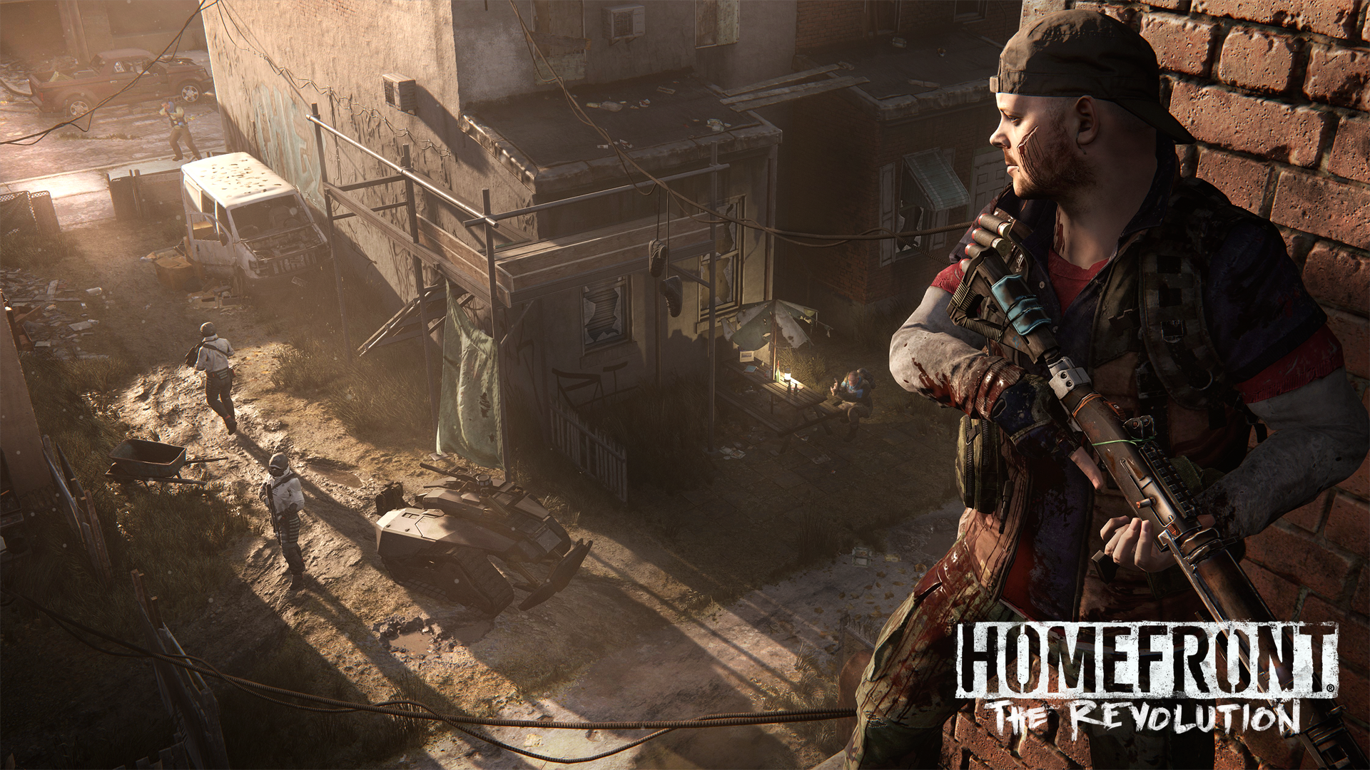 Homefront: The Revolution Ignites America - HD Wallpapers - American Revolution PNG HD