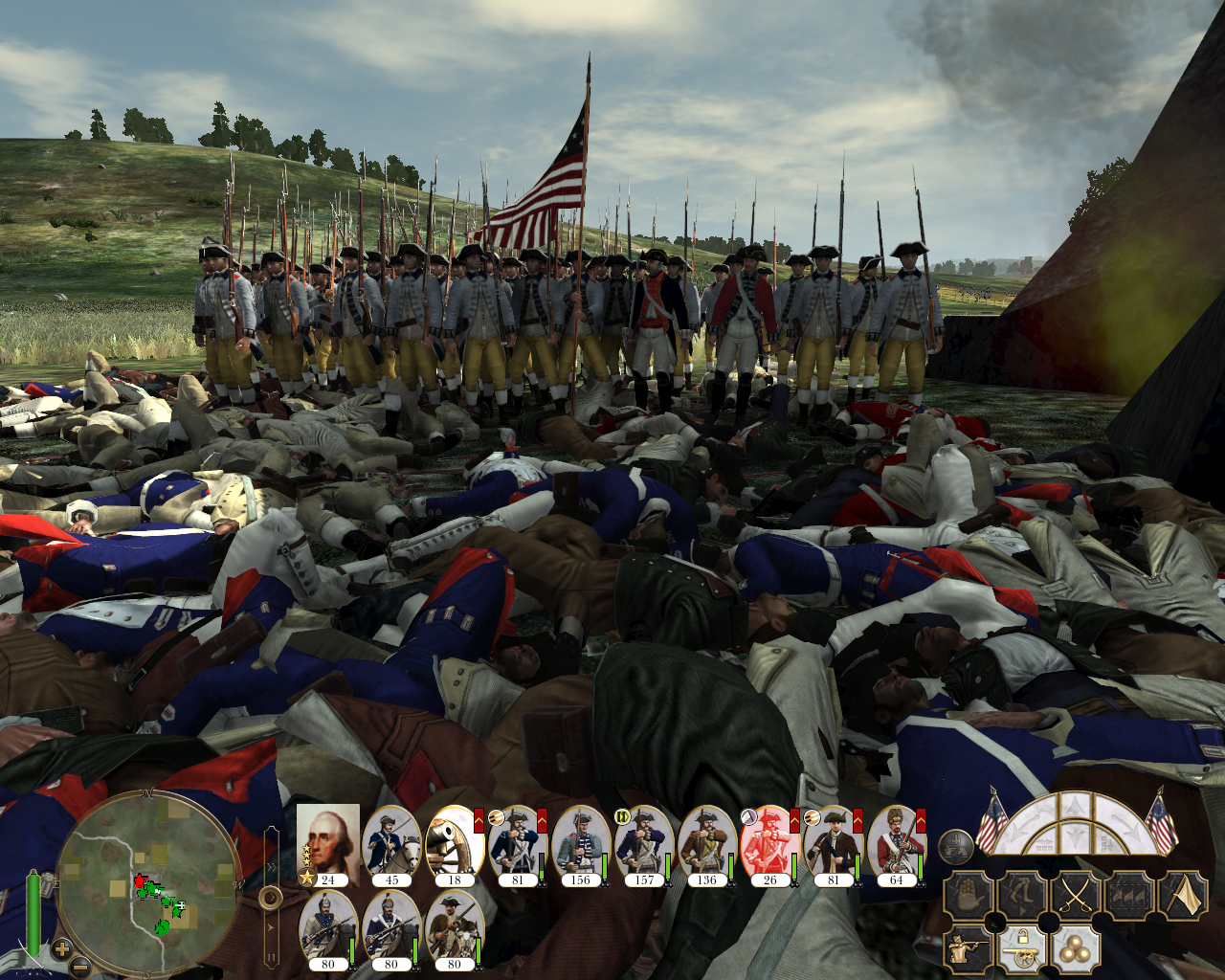 The American Revolution Mod by Toon Total War image - Mod DB - HD Wallpapers - American Revolution PNG HD
