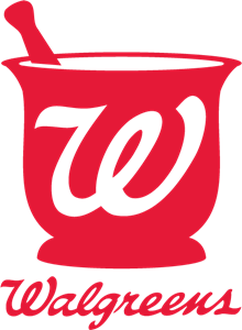 Walgreens Logo. Format: EPS - Americanino Logo Vector PNG