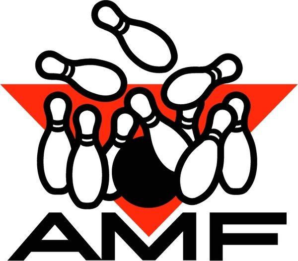 Amf Bowling - Amf Bowling Logo PNG