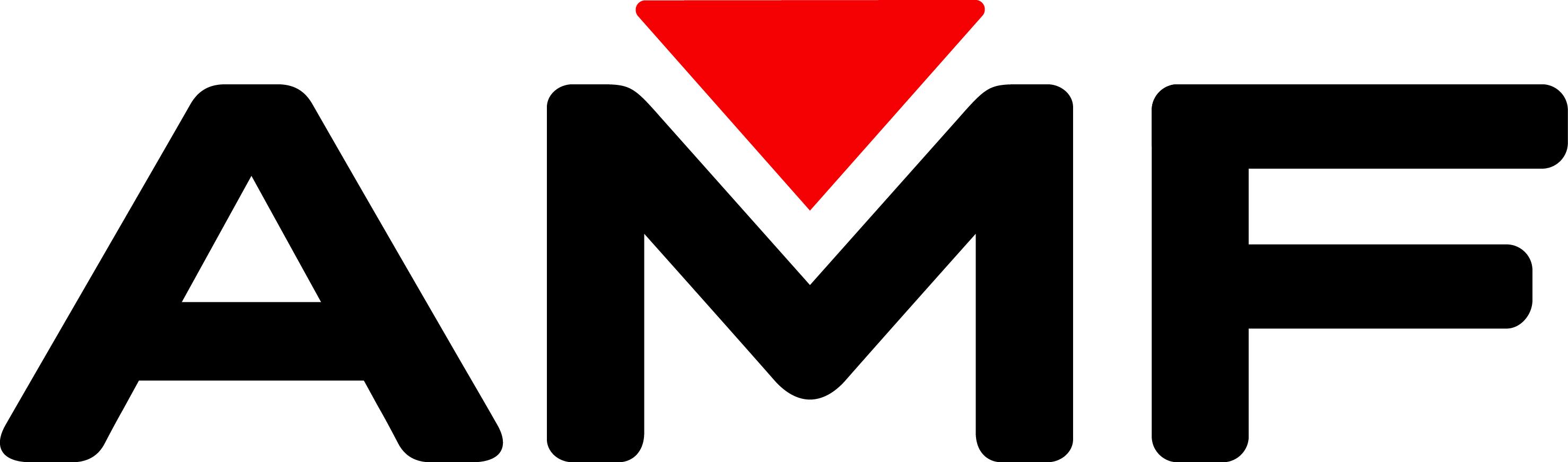 Filename: AMF-LOGO-Black-red.jpg - Amf Bowling Logo PNG