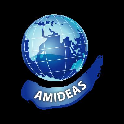 Amideas vector logo . - Amideas Logo Vector PNG