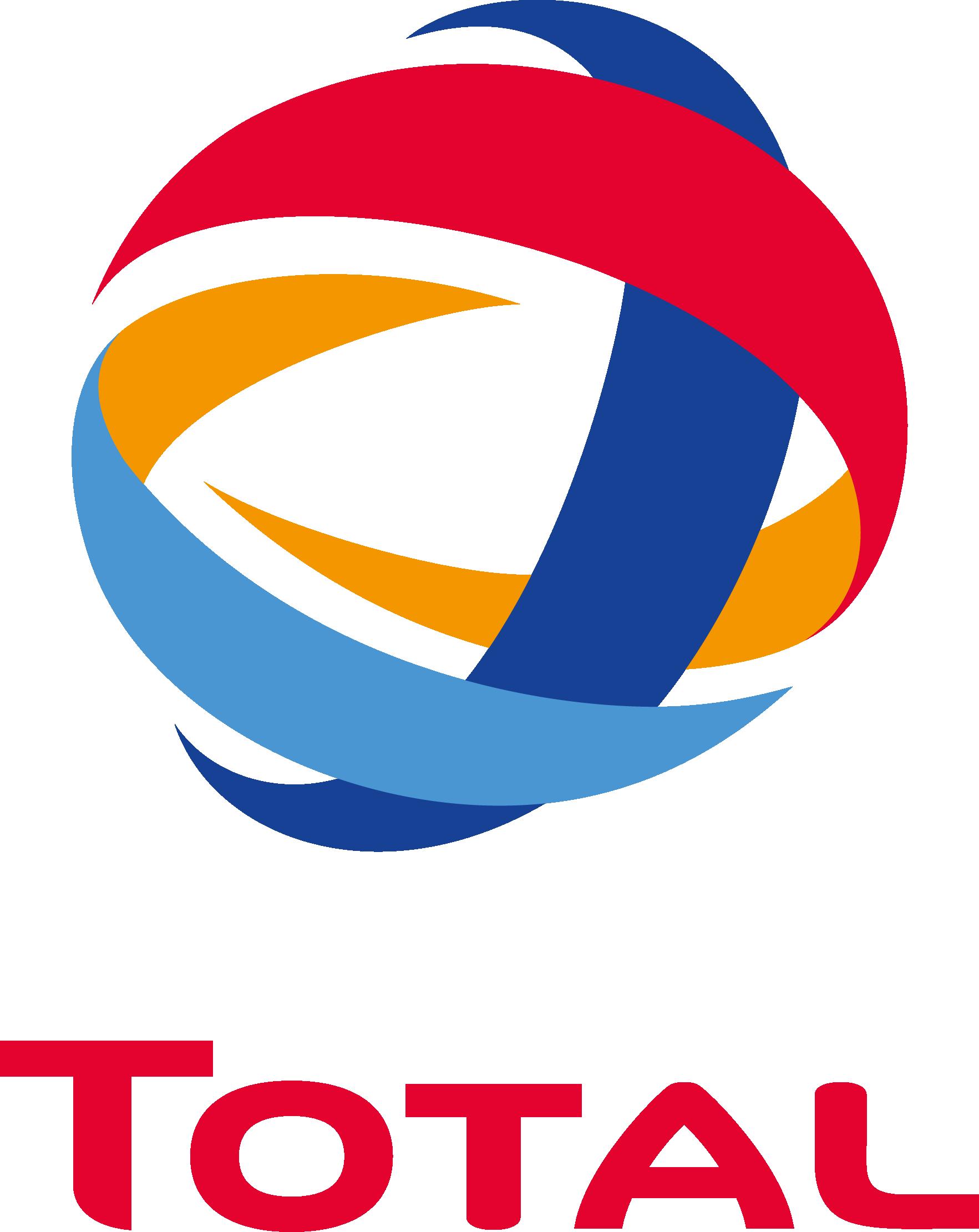 . PlusPng.com logo.png Total Logo PlusPng.com  - Amideas PNG