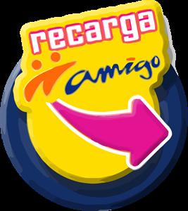 Telcel Amigo Recarga Logo Vector - Amigo Kit Vector PNG