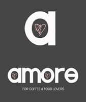 amore cafe logo - Amore Cafe Logo PNG