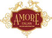 Amore Italian Restaurant - Amore Cafe Logo PNG