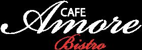 Cafe Amore Bistro - Amore Cafe Logo PNG