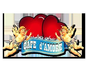 Cafe du0027AMORE - Amore Cafe Logo PNG