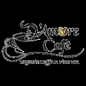 Du0027Amore Café 10717 Venice Blvd Los Angeles | Order Delivery Online With  GrubHub - Amore Cafe Logo PNG