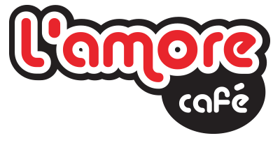 Lu0027amore Cafe - Italian, Fusion and Indonesian Cafe in Denpasar Bali - Amore Cafe Logo PNG