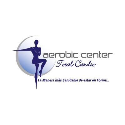 Aerobic Center logo vector . - Anafen Logo Vector PNG