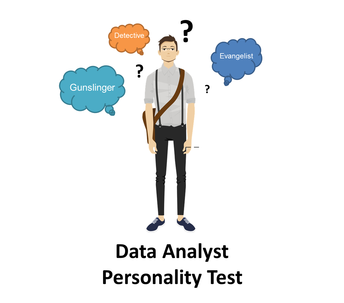 The Data Analyst personality test u2014 What type of decision maker are you? - Analyst PNG
