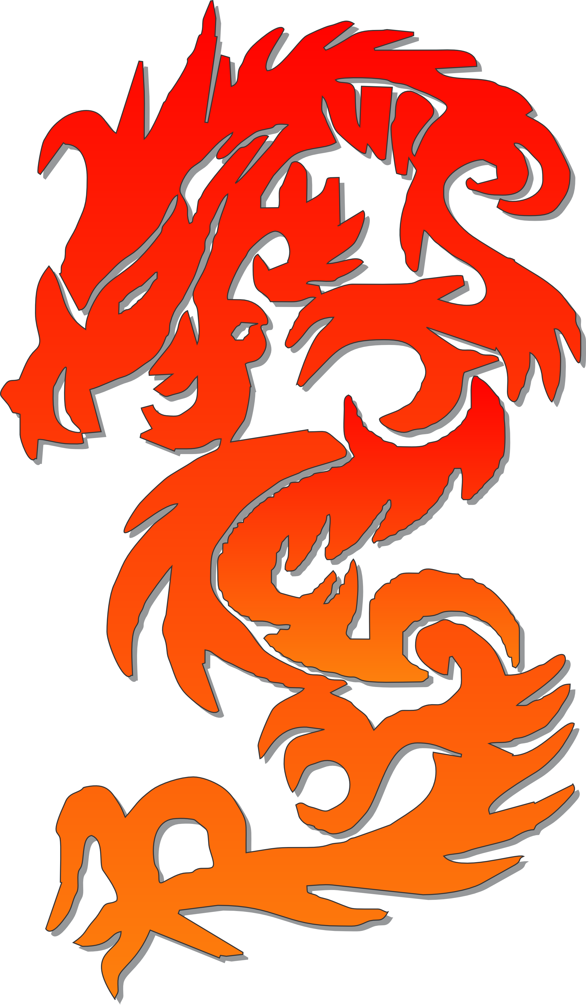 Chinese Dragon PNG Pic - Ancient China PNG HD