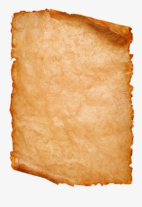 Ancient Letter Roll PNG - 160463