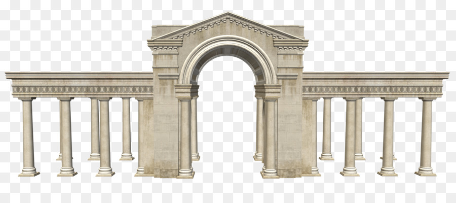 Ancient Rome Architecture PNG