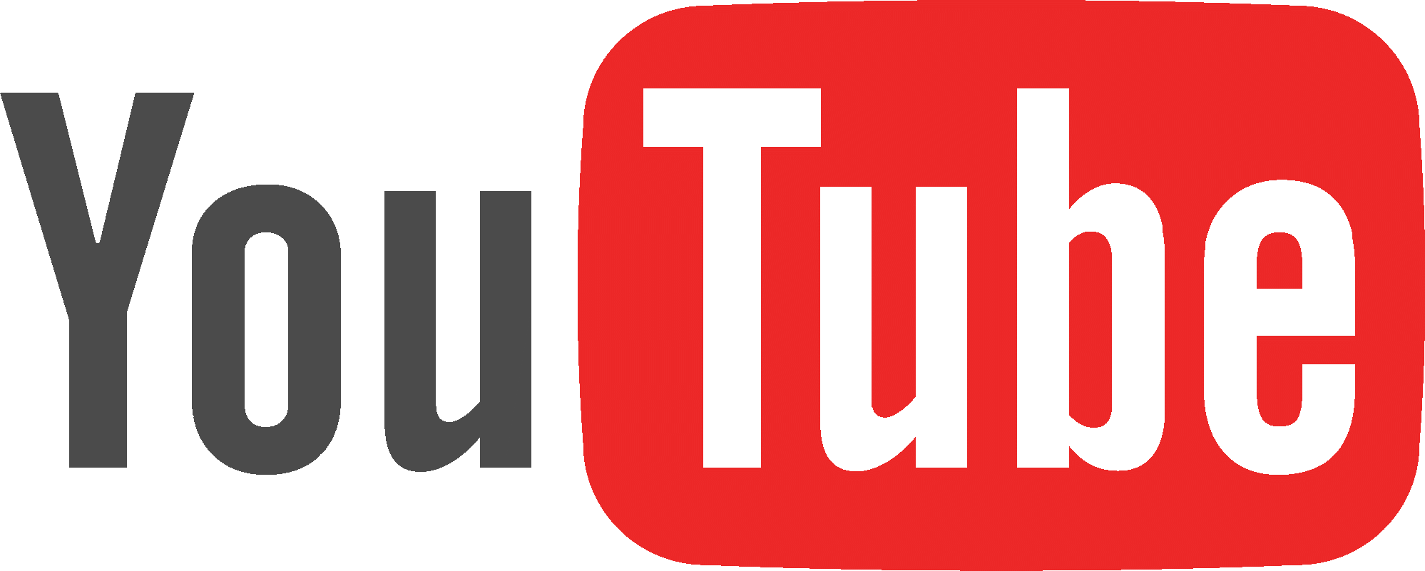 File:Solid color You Tube logo.png - Youtube PNG - And You PNG