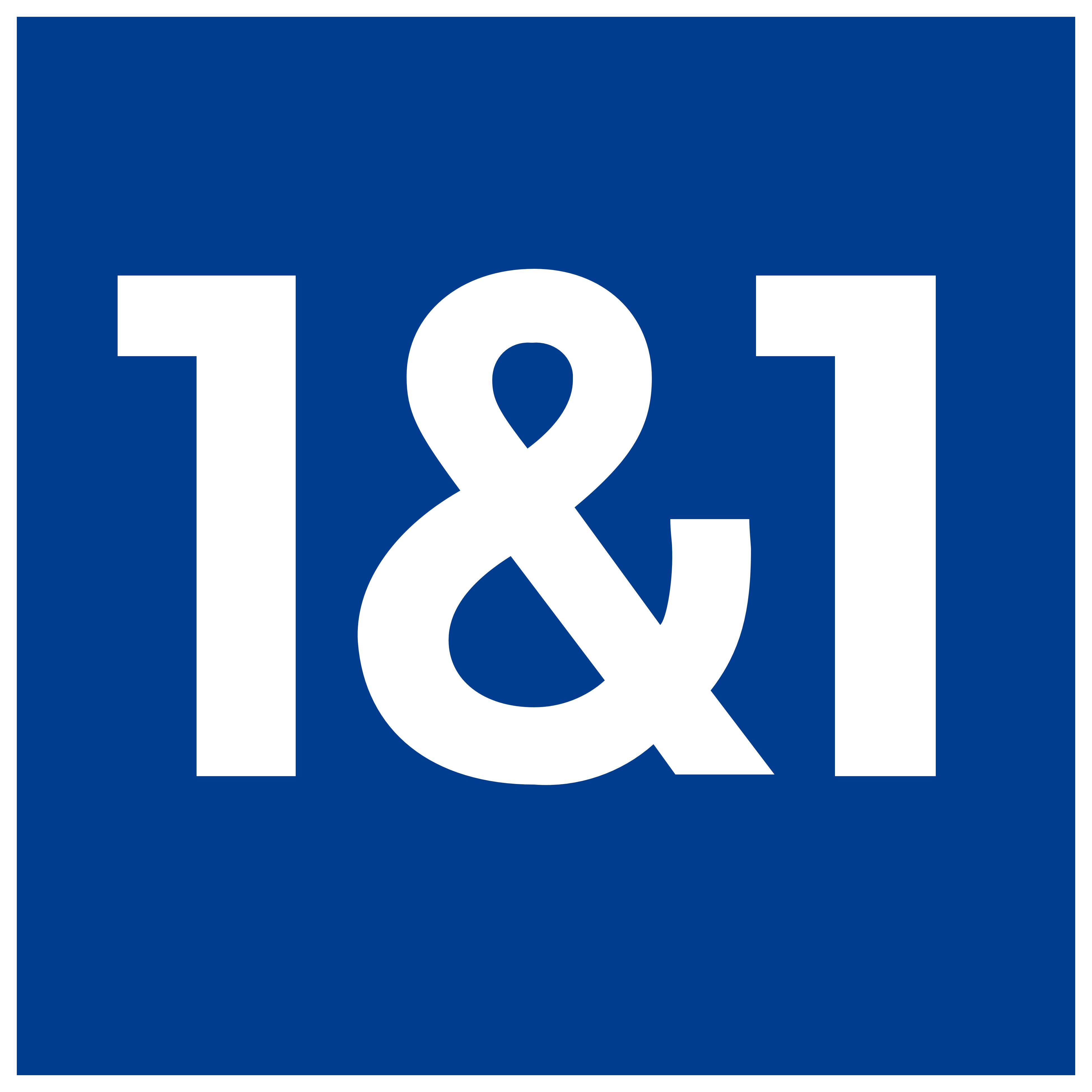1u00261 logo (1 and 1) - And1 Logo Vector PNG