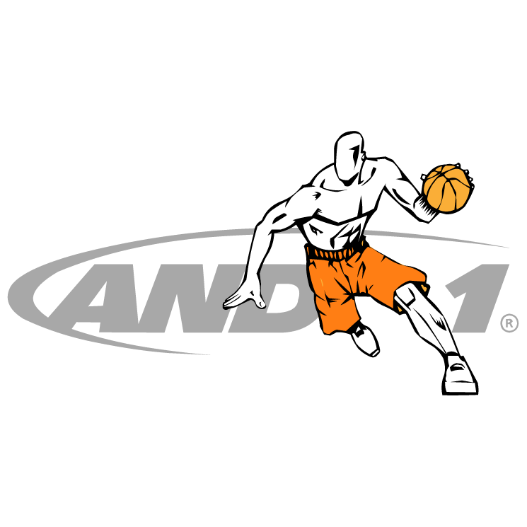 And1 Logo Vector PNG - 36434