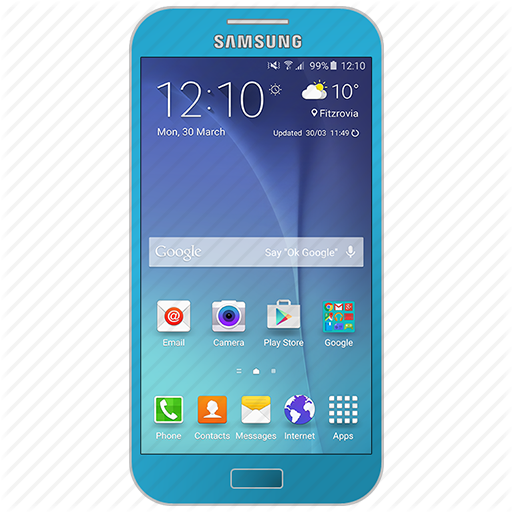 Samsung Mobile Phone PNG - 5474