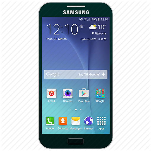 Samsung Mobile Phone PNG - 5465