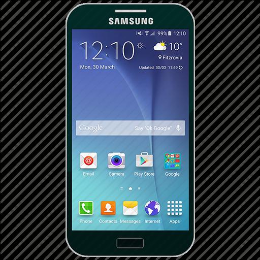 Android, call, galaxy, korea, mobile, phone, samsung icon | Icon - Samsung Mobile Phone PNG