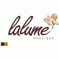 Angel Chapil vector logo . Shop Lalume Boutique PlusPng.com  - Angel Chapil Vector PNG