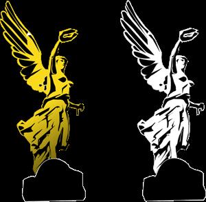 angel de la independencia Logo - Logo Angel Chapil PNG - Angel Chapil Vector PNG