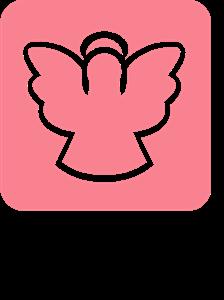 Angel Souvenirs Logo PlusPng.com  - Angel Chapil Vector PNG