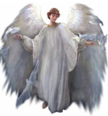 Angel Tattoo Designs - Guardian Angel - Angel Gabriel PNG