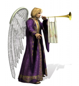 When Incarnated Angels Learn Who They Areu2026 - Angel Gabriel PNG