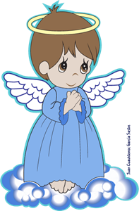 ANGEL Logo Vector - Angel Souvenirs Vector PNG