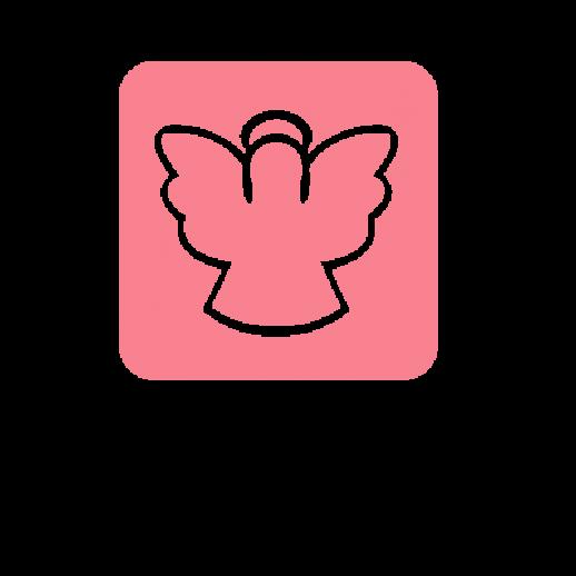 Angel Souvenirs logo Vector - Logo Angel Souvenirs PNG - Angel Souvenirs Vector PNG