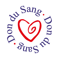 Don du sang vector logo - Logo Angel Chapil PNG - Angel Souvenirs Vector PNG