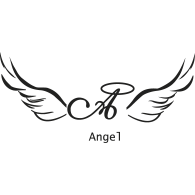 Logo of Angel - Angel Souvenirs Vector PNG