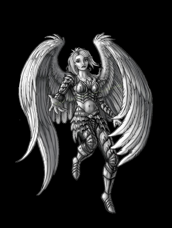 Angel Tattoos PNG - 2542