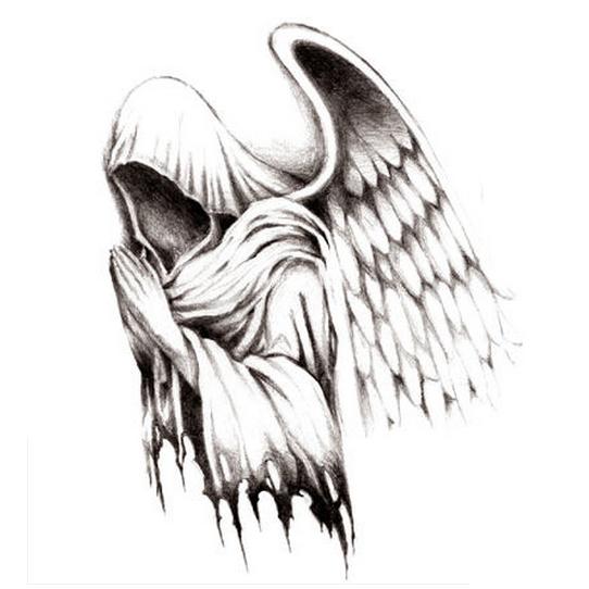 Angel Tattoos PNG - 2535