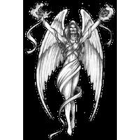 Angel Tattoos PNG - 2525