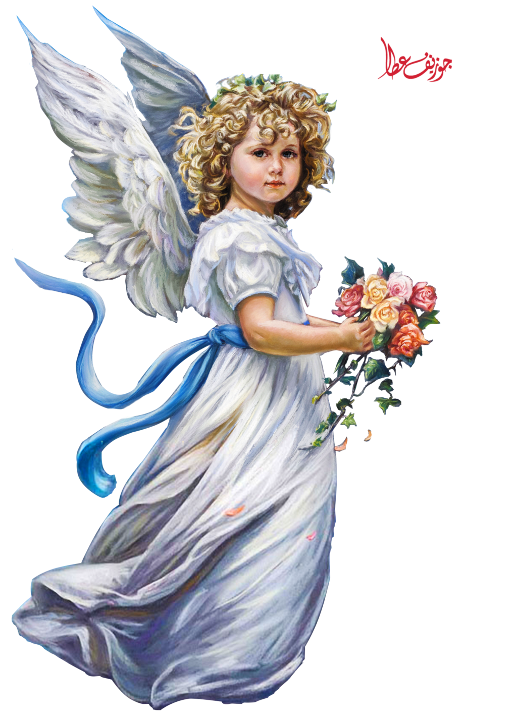 Angels png transparent angels png images pluspng for Angel clipart