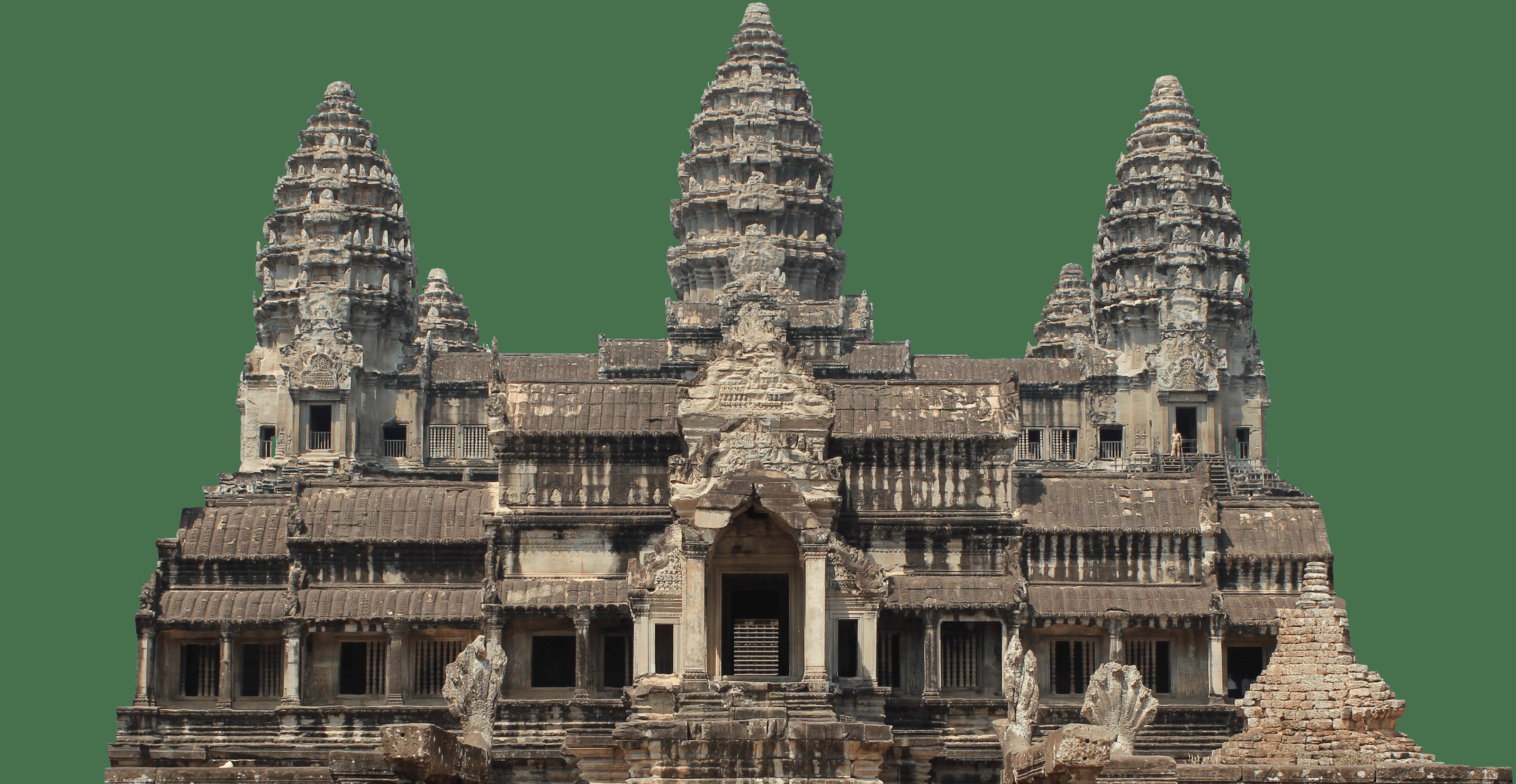 Angkor Wat PNG - 55625