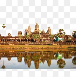 Angkor Wat PNG - 55630