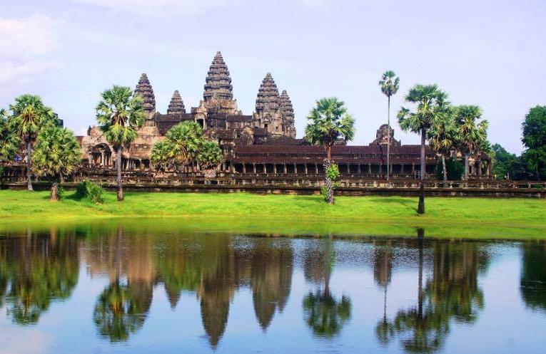 Angkor Wat Temple - Angkor Wat PNG