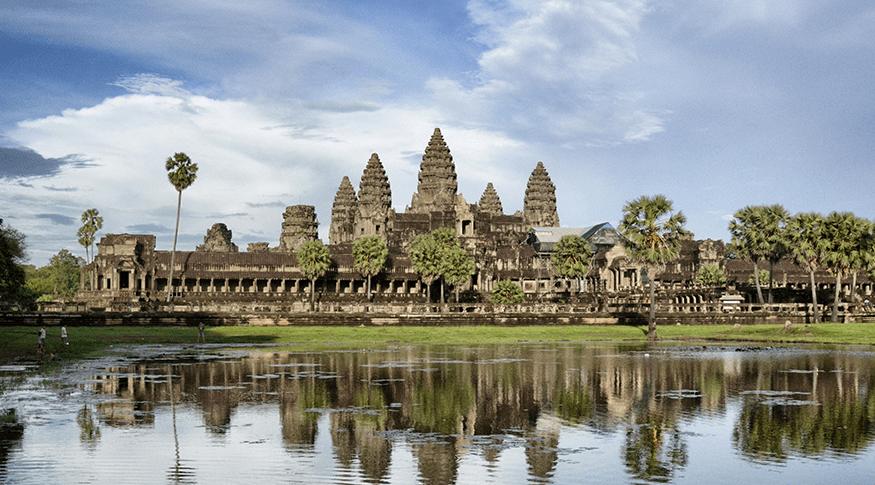Angkor Wat PNG - 55629