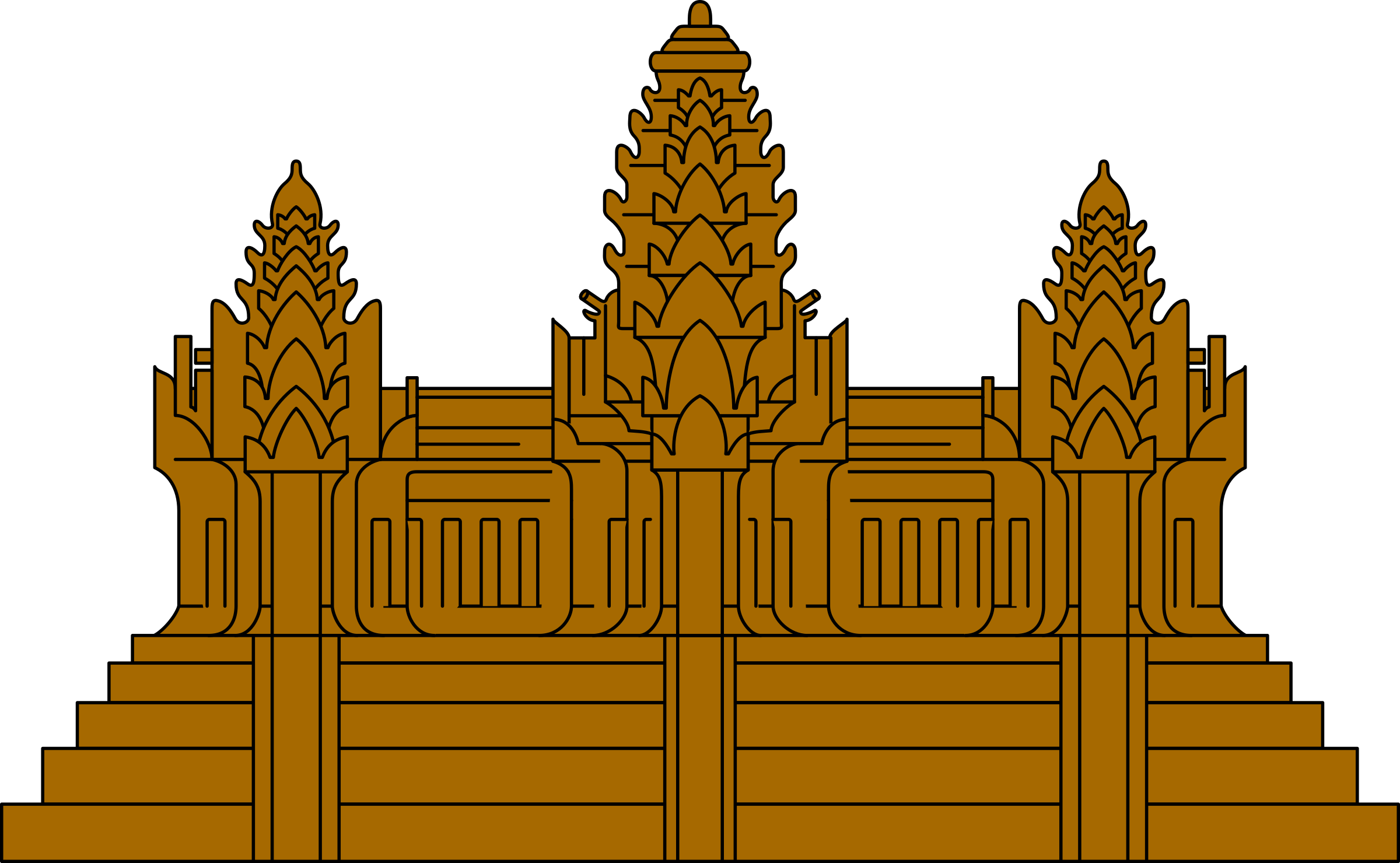 Angkor Wat PNG - 55621