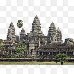 Angkor Wat PNG - 55636