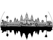 Angkor Wat PNG - 55632