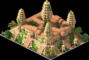 File:Angkor Wat.png - Angkor Wat PNG