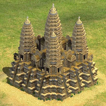 File:RoN Angkor Wat.png - Angkor Wat PNG