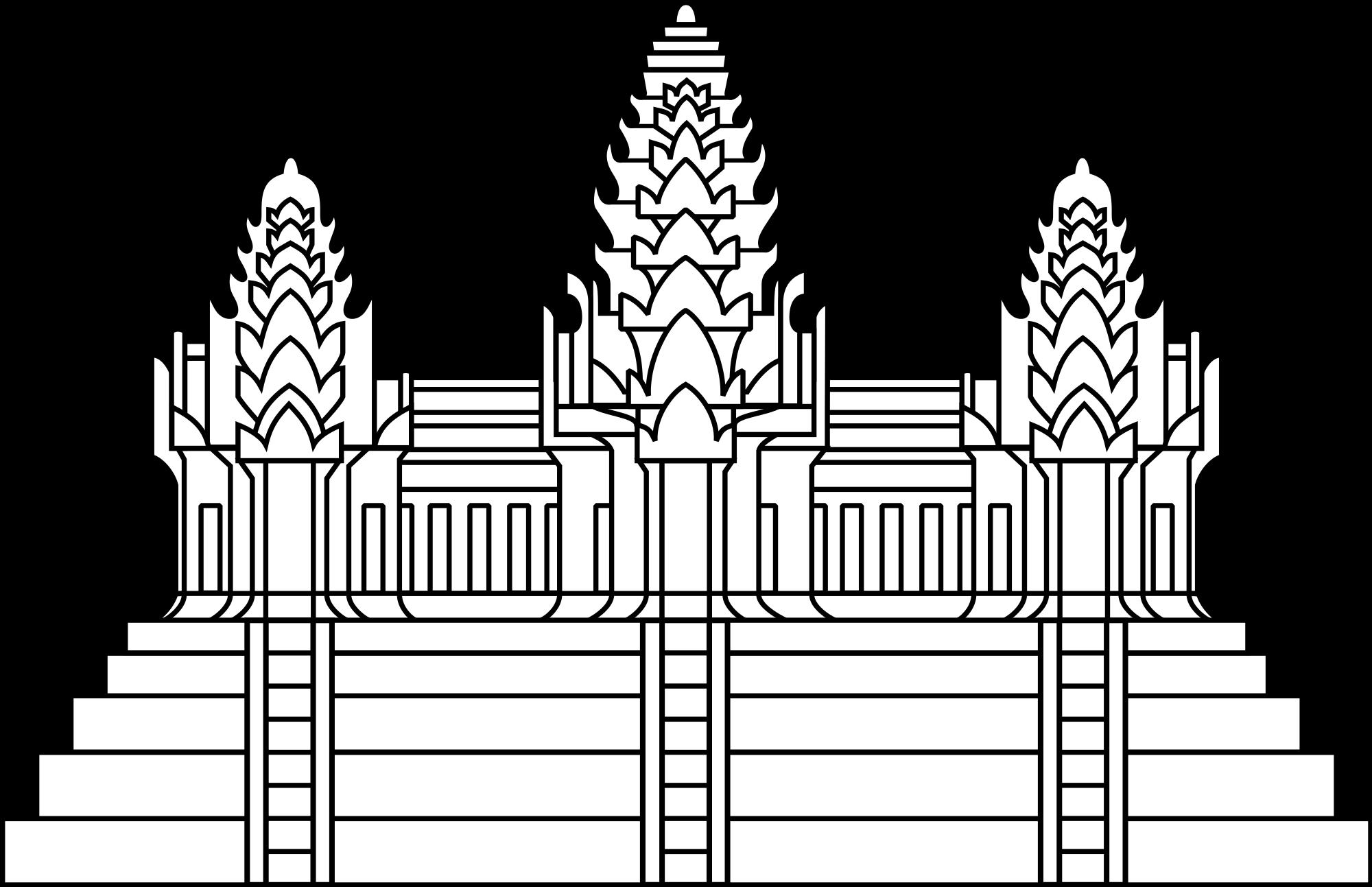 Angkor Wat PNG - 55622