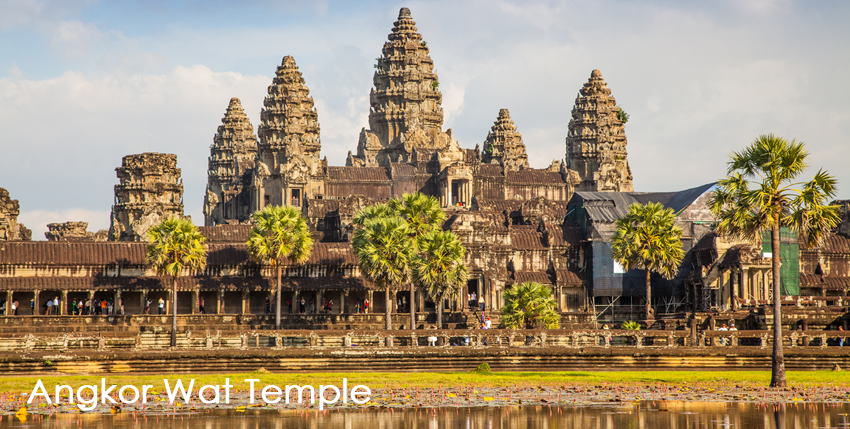 Top 8 Things to Do in Siem Reap, Cambodia - Angkor Wat PNG